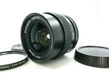 【TOP MINT】Contax Carl Zeiss Distagon T* Lens 25mm F/2.8 MMJ + filter From JAPAN