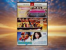 Triple Feature Heartbreak Hotel Indian Summer Aspen Extreme 3 Movies DVD