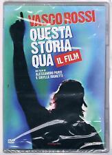 VASCO ROSSI QUESTA STORIA QUA DVD F.C.  SIGILLATO!!!