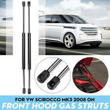 Paire Support Vérins Capot avant pour Volkswagen VW Scirocco MK3 III  !