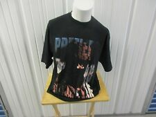 """SUPREME """"ZAPATISTA"""" TEE S/S 2005 XL BLACK SOLD OUT DEADSTOCK PRE OWNED"""