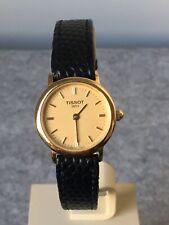 Tissot Ladies Vintage watch Model G2226 K quartz gold plated
