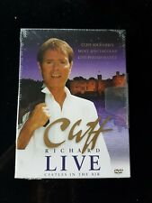 Cliff Richard - Castles In The Air - Live At Leeds (DVD, 2004) NEW & SEALED