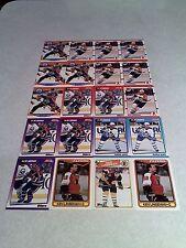 *****Ken Linseman*****  Lot of 60 cards.....13 DIFFERENT / Hockey