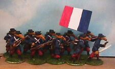 25mm TableTop Space 1889 Anteater infantry, painted (10)