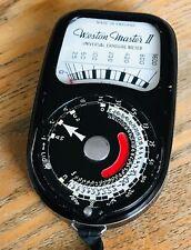 Weston Master 2 Exposure Meter. Model 735