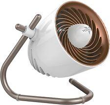 Vornado PIVOT WHITE Copper Pivot Personal Air Circulator Desk Small Fan Silent