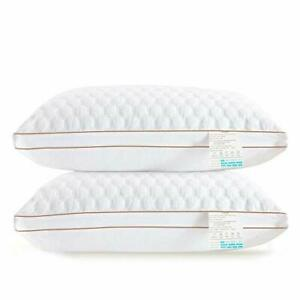 Pillows for Sleeping Quality Bed Pillows Super Soft Comfortable Relief Migraine