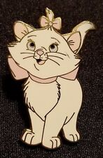 RARE 2002 WALT DISNEY WORLD THE ARISTOCATS MARIE WITH PINK BOWS PIN