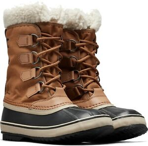 Sorel Winter Carnival Women's Winter Snow Boot NL1495/224 Brown UK 3 EU 36