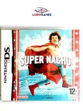 Super Nacho Nintendo DS PAL/EUR Precintado Videojuego Nuevo New Sealed Retro