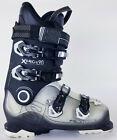 High End $400 Mens Salomon X-Pro R90 Energyzer Wide Rare Black Clear Ski Boots
