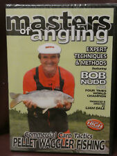 Masters of Angling - Commercial Carp Tactics Pellet Waggler New/Sealed (D0261)