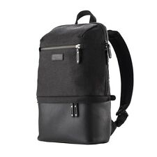 Tenba Cooper DSLR Backpack Luxury Canvas With Leather Accents Rebate