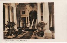 #LIVORNO: LIVOURNE- PALACE HOTEL- HALL
