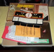 1970s 1977 Cadaco Pro Foto Football Game Complete NO 164