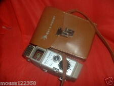 Vintage Bell and Howell 8 MM Camera with Case