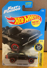 HW 70 Dodge Charger Dom Offroad F&F fast Furious 2017 Hot Wheels have 2 avail