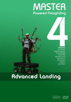 Master PPG4 ADVANCED LANDING by Jeff Goin Paramotor DVD Powered Paragliding PPG