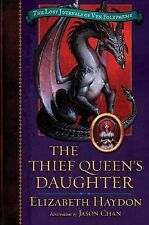 The Thief Queen's Daughter (Lost Journals of Ven Polypheme (Hardback))-ExLibrary
