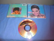 "Janet Jackson ""Janet Jackson"" CD A&M EUROPE 1988"