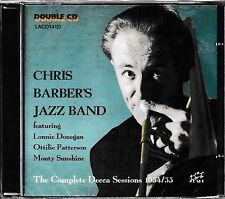 Chris Barber's Jazz & Blues Band - The Complete Decca Session 1954-55  NEU+OVP!