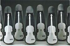 Postcard Shawn Busse Metronome Violins Wisconsin Sheboygan Kohler Arts Ctr MINT