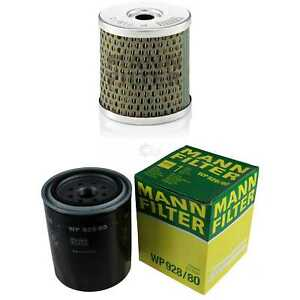 MANN-FILTER PAKET für Toyota Land Cruiser Pick-up _J7_ 4.2 D 4x4 80 _J8_