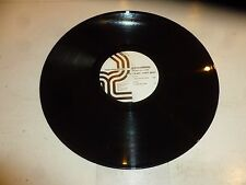 "WIKKAMAN feat JACQUI WILLIAMS - Just that way - 2-track 12"" Vinyl Single test"