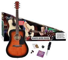 Guitares, basses et accessoires Fender sunburst