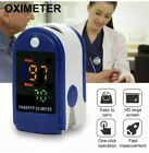 New Color LED Finger tip Pulse Oximeter Blood Oxygen SpO2 Monitor LK87 2xAAA USA