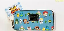 LoungeFly Disney Pixar Toy Story 4 Zip Around Wallet - Brand New & Free Shipping