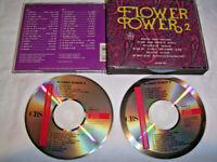 2 CD Box Flower Power 2 - Various Artists