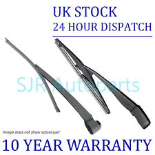 FOR FORD FOCUS MK 2 HATCHBACK (2004–2011) REAR WINDSCREEN WIPER BLADE & ARM KIT