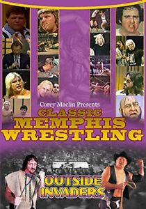 Classic Memphis Wrestling  Outside Invaders USWA WWE Terry Funk Stan Hansen