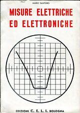 Mario Santoro MISURE ELETTRICHE ED ELETTRONICHE