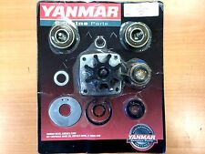 Yanmar Genuine Parts OEM Sea Water Pump Kit K19171-42200 Fits 4LH 4LH-THE