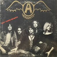 Aerosmith Get Your Wings Vinyl PC 32847 VG+ Free Shipping
