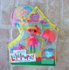 April Sunsplash Mini Lalaloopsy Doll New Retired MGA Toy Fish Pinwheel Umbrella