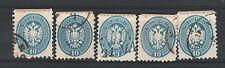 FRANCOBOLLI 1864/65 LOMBARDO VENETO 10 SOLDI Z/1319