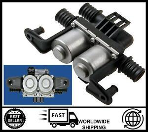 Heater/Water Control Valve FOR BMW 5 6 Series E60 E61 E63 E64 520i 525i 530i
