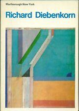 Richard Diebenkorn. The Ocean Park Series: Recent Work. Catalogo 1971