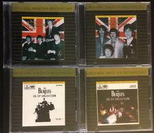 "The Beatles UK Singles & EPs on 4 CDs Mono/Stereo ""Original Master Recordings"""