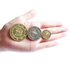3PCS Harry Potter Hogwarts Bank Wizarding Galleons Commemorative Coins New Jian