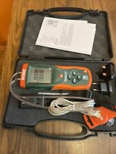 Extech Instruments Heavy Duty Differential Pressure Manometer Model Hd755