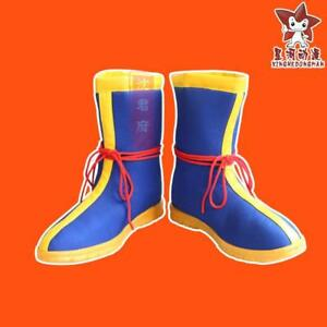 Dragon Ball Son Goku Kakarotto Cosplay Costumes Boots Anime Shoes In Stock