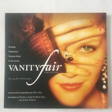 VANITY FAIR Movie REESE WITHERSPOON Signed MIRA NAIR Coffee Table Book Promo