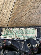 J Barbour & Sons INTERNATIONAL WAX COTTON MOTORCYCLE Trousers 4 Jacket