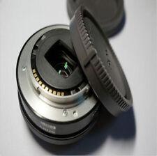 Rear Lens Cap+ for E-Mount Camera Front Body Cover Sony Black Tool NEX-5 NEX-3