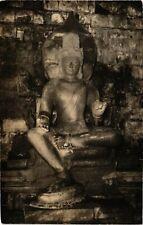 PC Boroe boedoer Buddha Sculture INDONESIA (a13614)